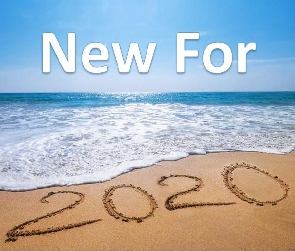 New Arrivals 2020