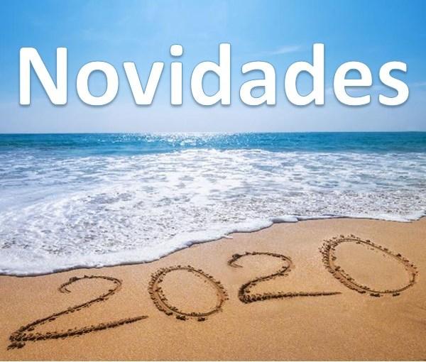 Novidades 2020