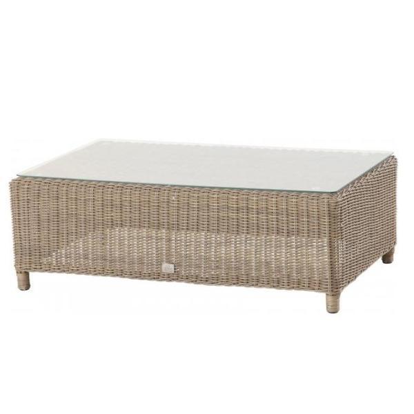 4 Seasons Lodge Coffee Table 110x70x38 - Pure