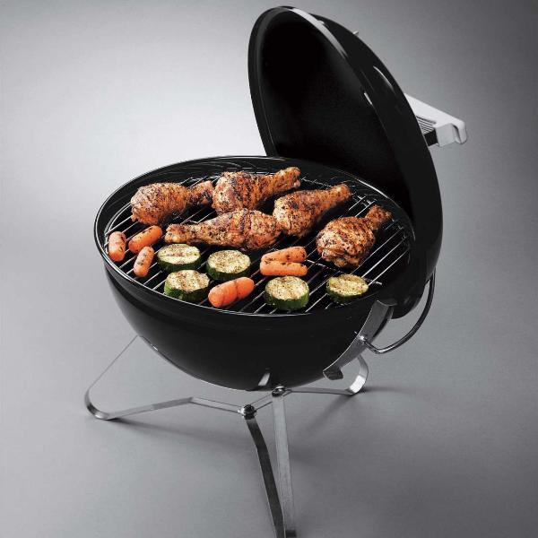 Weber Charcoal BBQ Smokey Joe 37cm Black