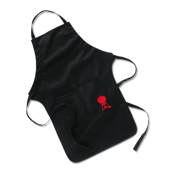 Weber Adjustable Apron - Black