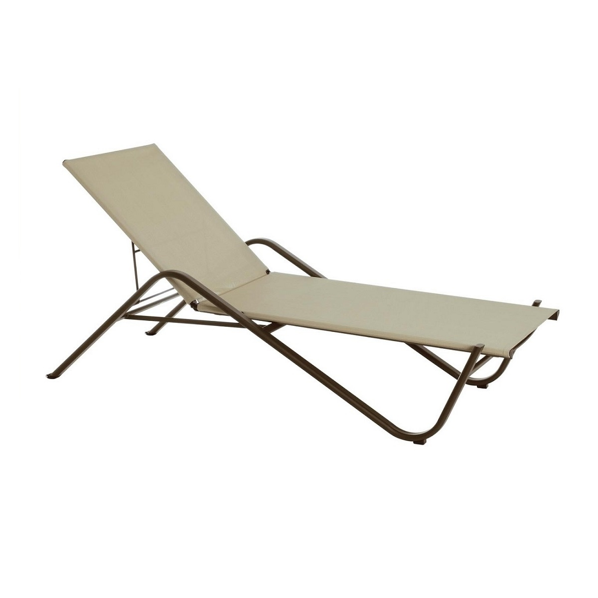 Emu Holly Stackable Sunbed - Antracite