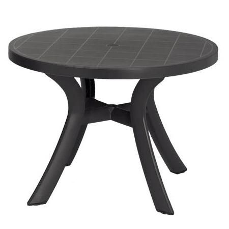 Jofix Toscana 100 Ø Table Anthracite