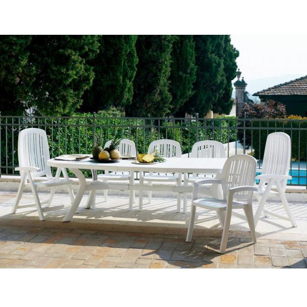 Jofix Toscana Table 250 White