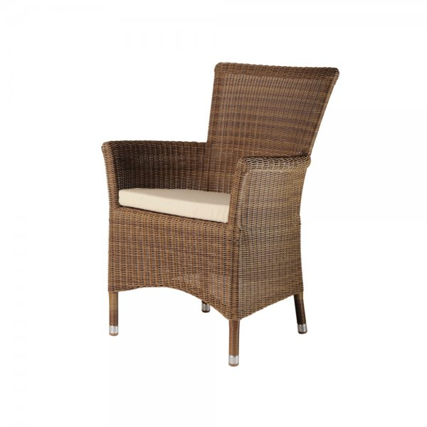 AL.Rose San Marino Chair w/cushion