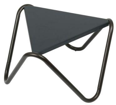 Lafuma Vogue Triangular Side Table - Antracite