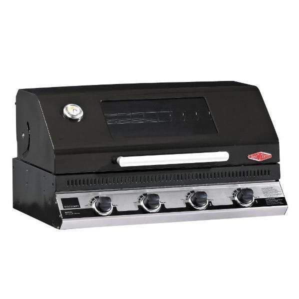 Beefeater 1100E Plus BBQ 4 Queim. Campânula em Vidro