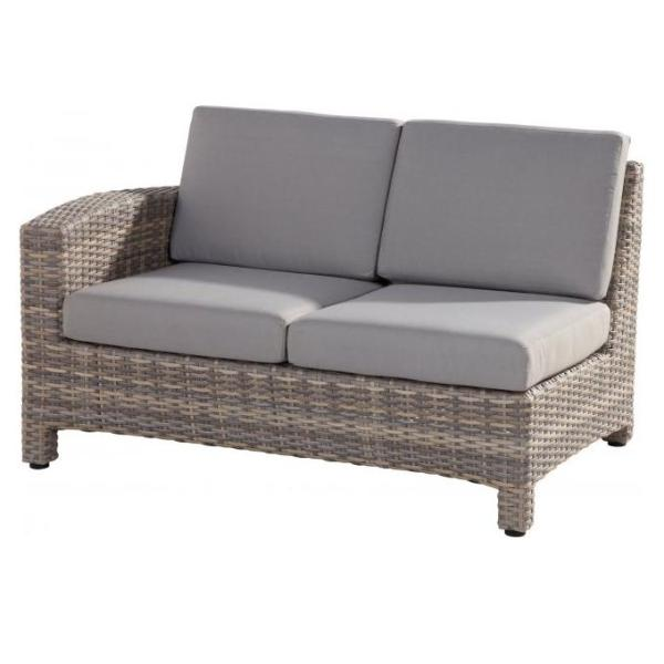 4 Seasons Mambo Modular 2 Seater Right w/4 Cushions -  Lagun