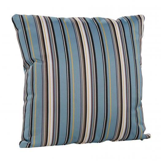 4 Seasons Pillow W/ Zipper 50x50 Albena Blue