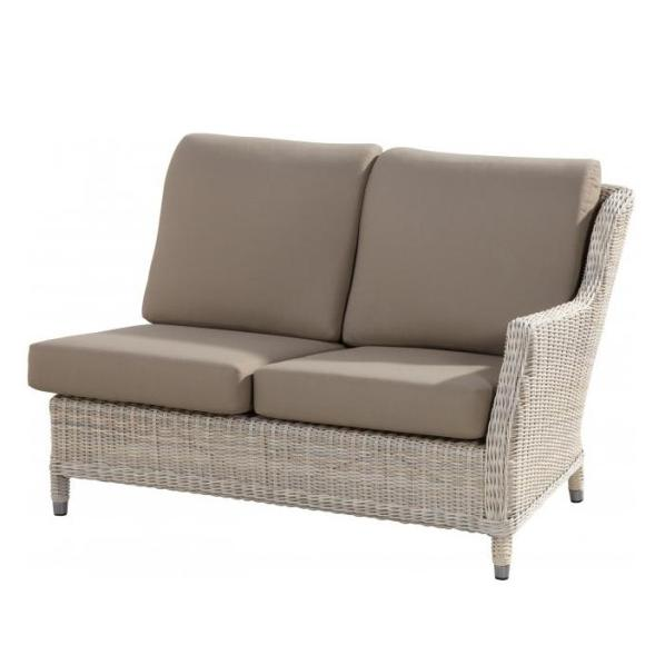 4 Seasons Brighton Modular Left Arm w/cushions - Provance