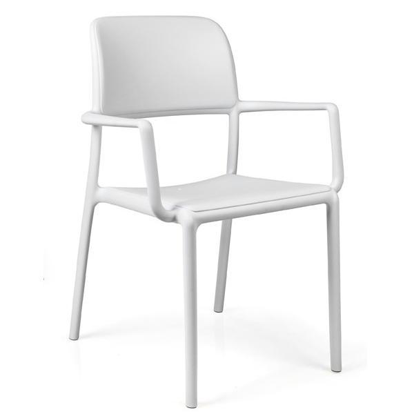 Jofix Riva Cadeira Branca