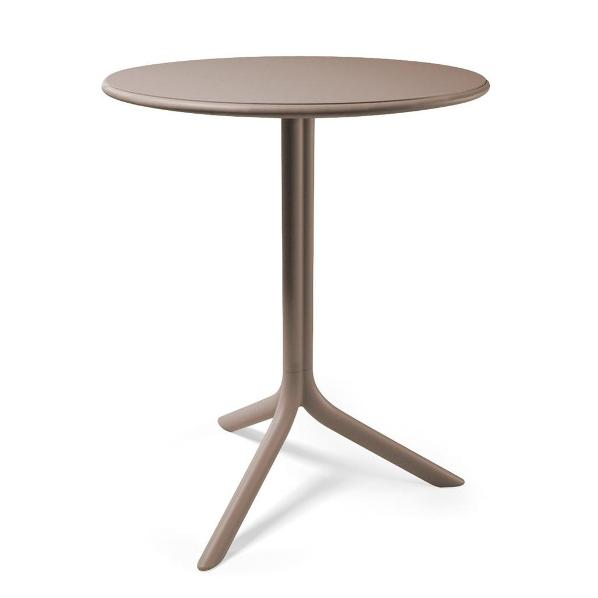 Jofix Spritz 60Ø Table Tortora
