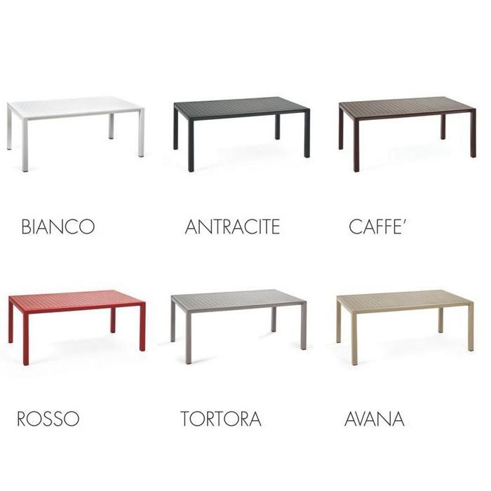 Jofix Aria Coffee Table 100 x 60  White
