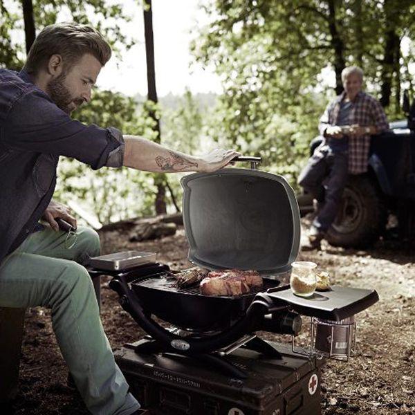 Weber BBQ Gás Q 2200 Preto