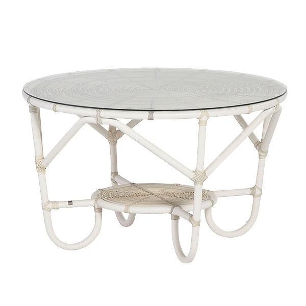 4 Seasons Olivia Cooffe Table ø90cm- Retro/ Provance