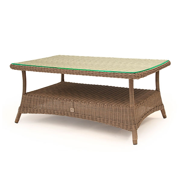 4 Seasons Buckingham Coffee Table 140x90 - Pure