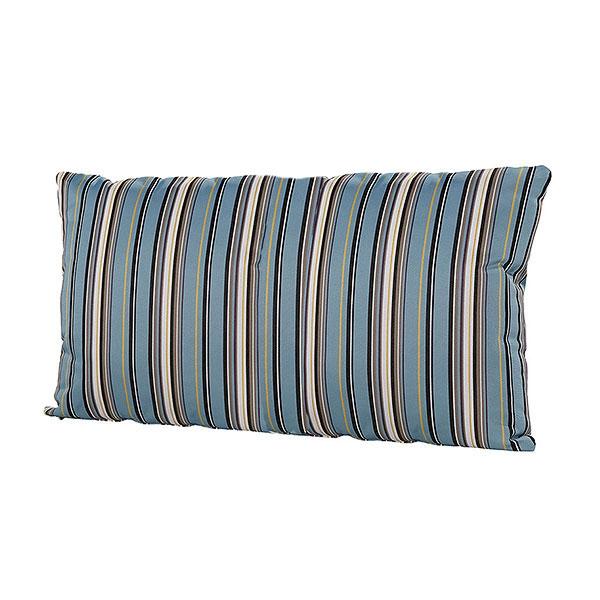 4 Seasons Pillow W/ Zipper 30x60 Albena Blue