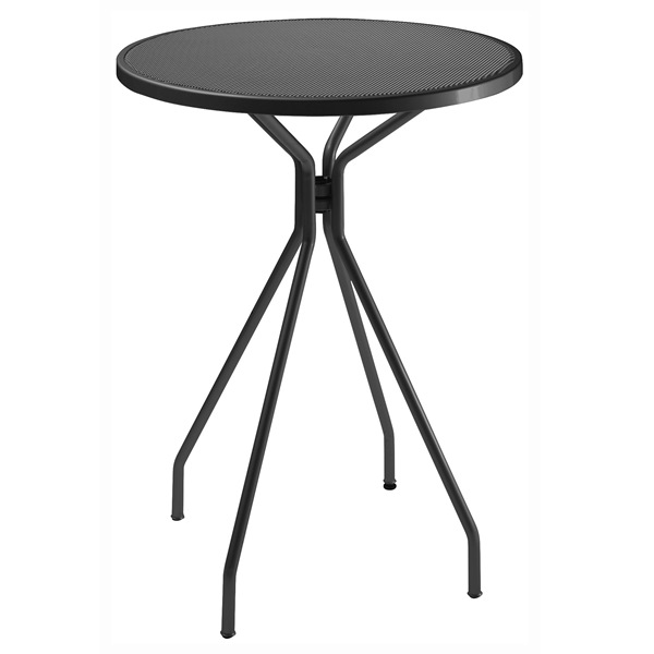 Emu CAMBI Bar Table 80 Rd - Antracite