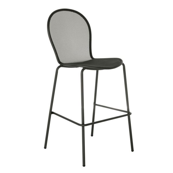 Emu RONDA Bar Chair - Antracite