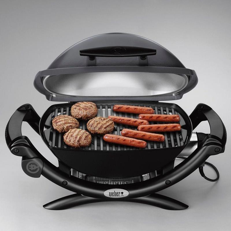 Weber Electric BBQ Q 2400 - Anthracite