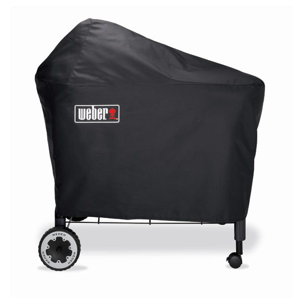 Weber Charcoal BBQ Performer Premium 57cm GBS - Black
