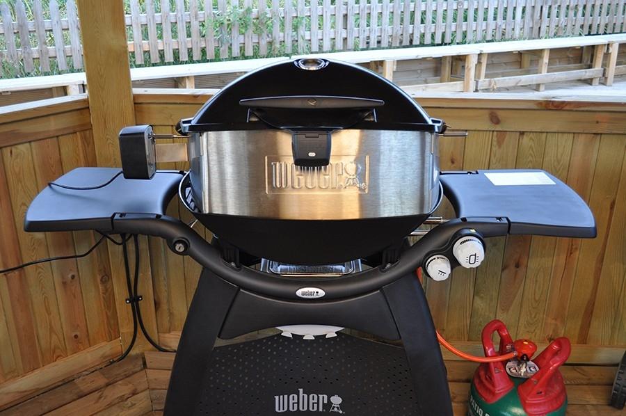 Weber Rotisserie for Q3000 Series