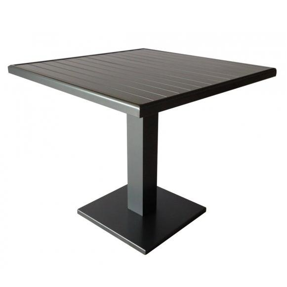 Taste Empire Table 80x80 - Carbon