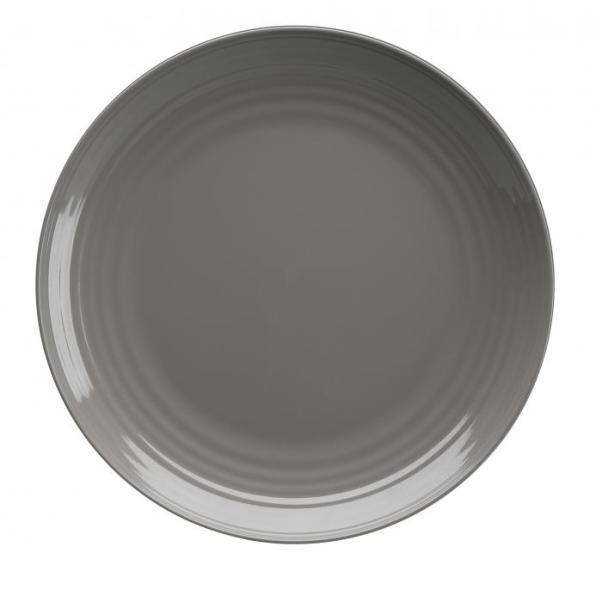 Flamefield Dinner Plate - Seramika Vanila