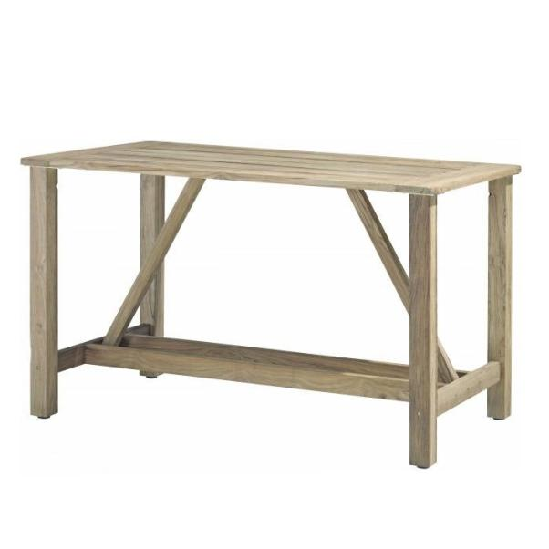 4 Seasons Casa Bar Table Recycled Teak 180x92