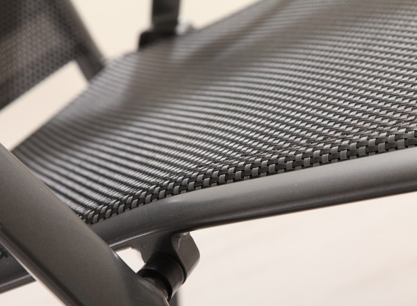 Taste Cadiz Cadeira Recliner - Carbon