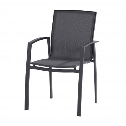 Taste Milan Stackable Chair  - Carbon