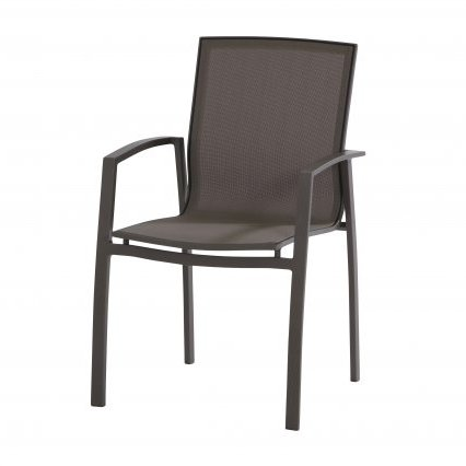Taste Milan Stackable Chair  - Taupe