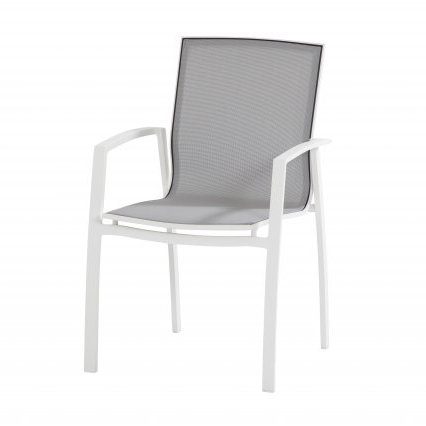 Taste Milan Stackable Chair  - White