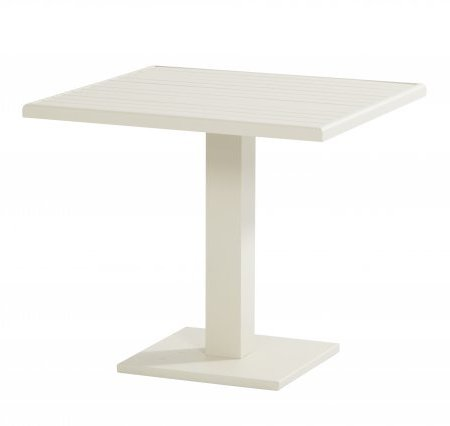 Taste Empire Table 80x80 - White