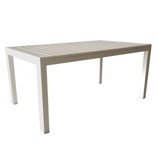Taste Crown Table 220x95 - White