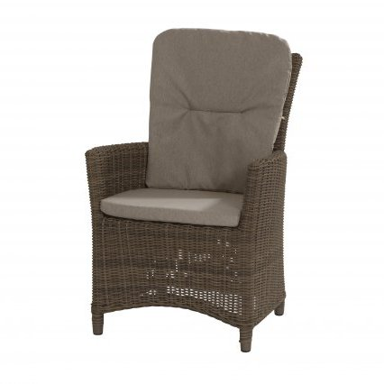 Taste Ancona Chair w/ 2 Cushions - Roca