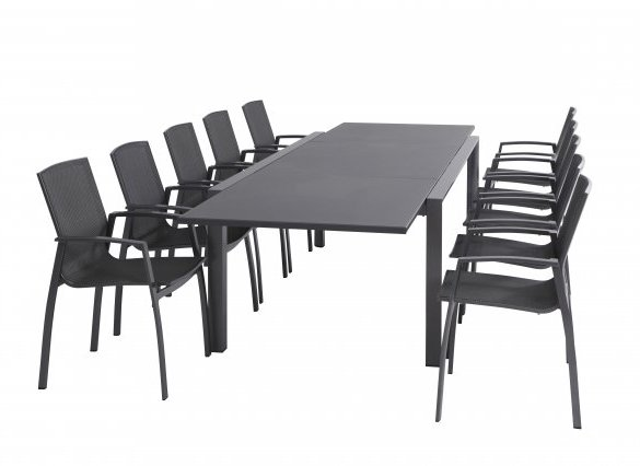 Taste Torino Dining Chair - Carbon
