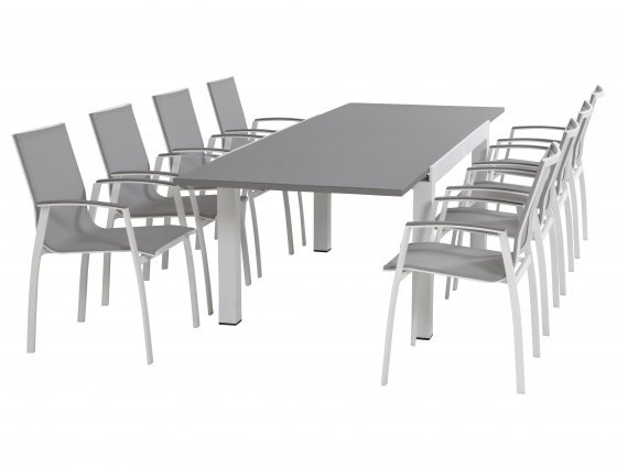 Taste Torino Dining Chair - White