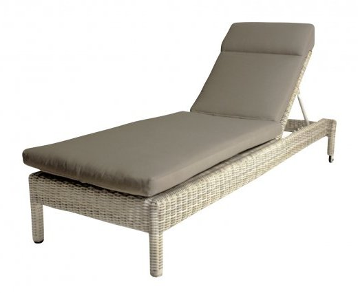 4 Seasons Mambo Sunbed W/ Cushion - Provance
