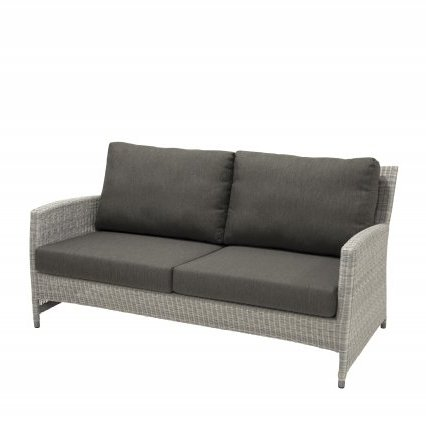 4 Seasons Castillo Sofa 2.5 seaters - Polyloom Ice