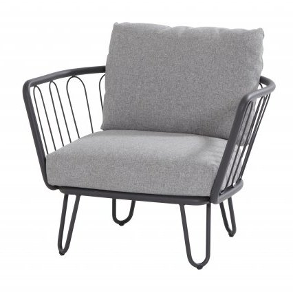 4 Seasons Premium Living Chair W/ 2 Cushions