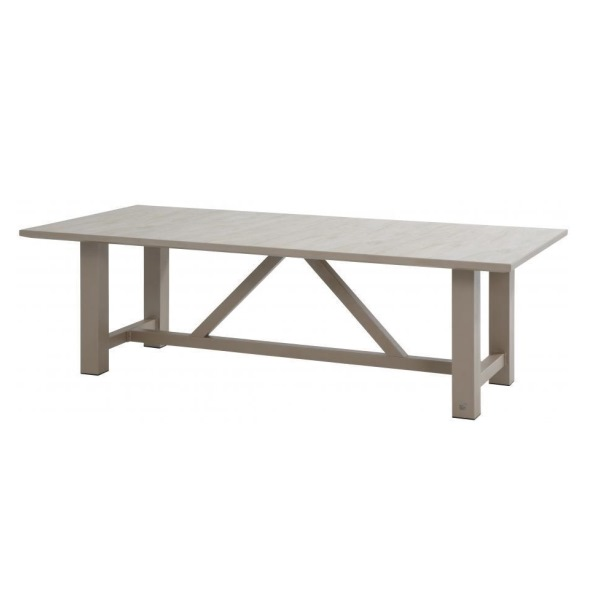4 Seasons Diva Table 240x110 - Ceramic Taupe