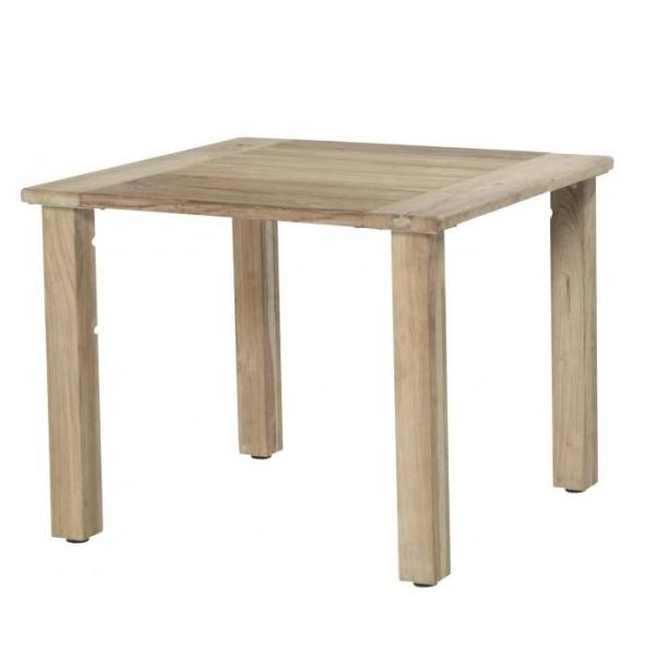 4 Seasons Casa Table Recycled Teak 90x90cm