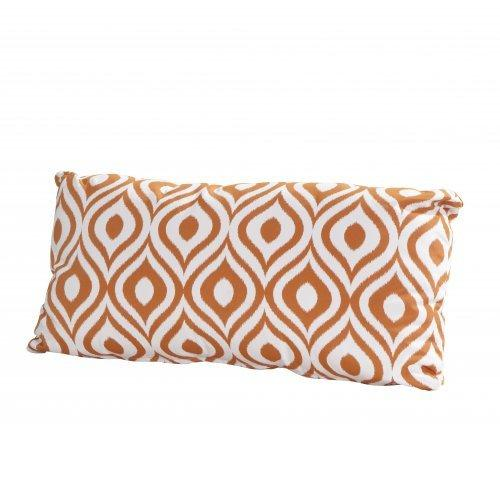 4 Seasons Pillow W/ Zipper 30x60 Pinamar Orange