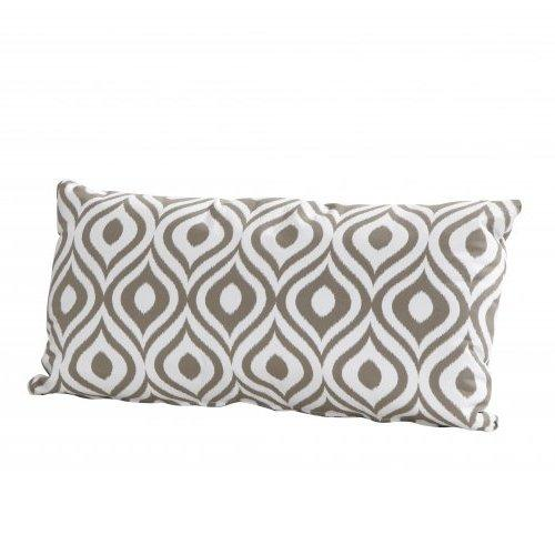 4 Seasons Pillow W/ Zipper 30x60 Pinamar Taupe