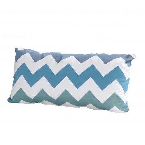4 Seasons Pillow W/ Zipper 30x60 Zen Blue