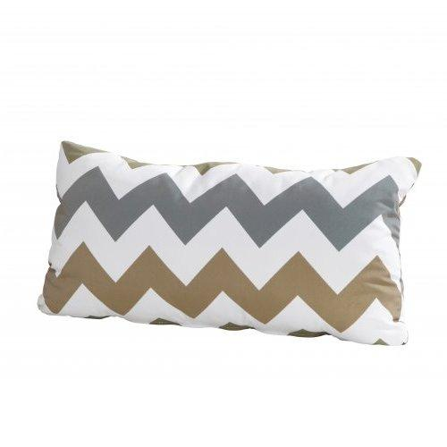 4 Seasons Pillow W/ Zipper 30x60 Zen Taupe