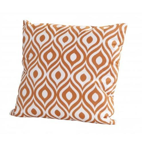 4 Seasons Pillow W/ Zipper 50x50 Pinamar Orange