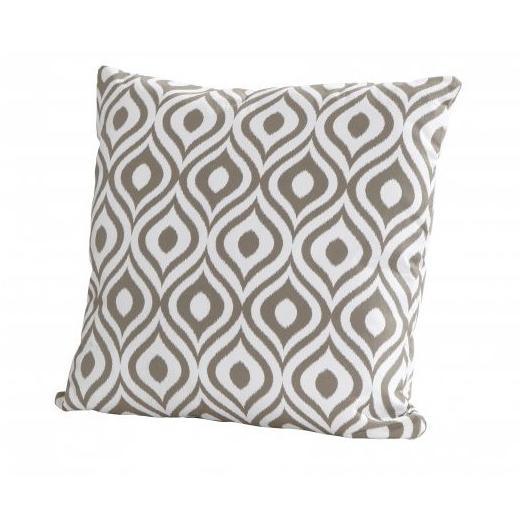 4 Seasons Pillow W/ Zipper 50x50 Pinamar Taupe