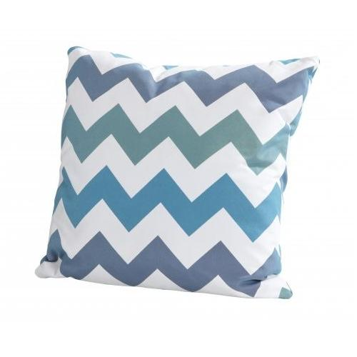 4 Seasons Pillow W/ Zipper 50x50 Zen Blue